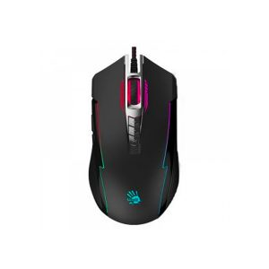 Mouse A4 P93 Bloody Gaming Light Strike 5K RGB USB Black Activated